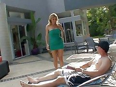Smoking hot bazaar milf Tanya Tate with awesome fabrication added to