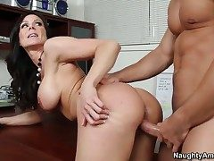 Kendra Lust and Johnny Castle have a lot